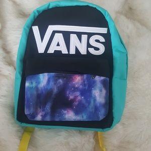 Brand New, Never Used Custom Order VANS Backpack.